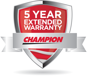 Champion Extended Warranty